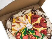 Calzini forma PIZZA