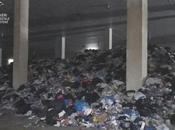 Crotone: rifiuti urbani stoccati clandestinamente. scoperta Carabinieri