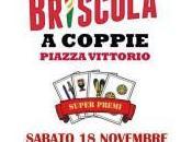 """novembre 2017 torneo Briscola"""" """"Laboratorio scavo archeologico"""" Piazza Vittorio"""