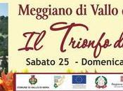 """""""Il trionfo bosco"""" Meggiano Vallo Nera sabato domenica novembre"""
