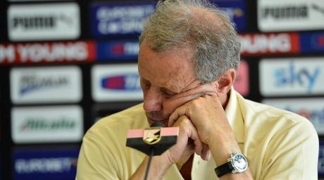 Shock nel Palermo Calcio : la Procura presenta istanza di fallimento.