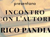 Eventi lettura#19 Incontro l'autore Enrico Pandiani Rosta giorno festa.