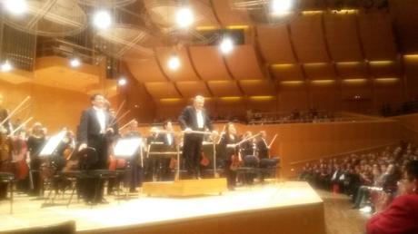 Mariss Jansons dirige l' Ottava Sinfonia di Bruckner