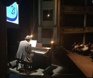 …foto concerto Ennio Rega Teatro Ristori di Verona