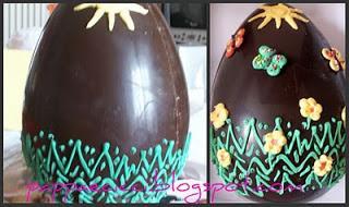 Il mio uovo… decorato home made!