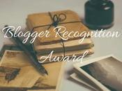 """Blogger Recognition Award...e alcune sciarpe a""""Falsa Costa Inglese"""" """"Punto Mussolini"""""""