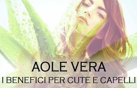 Shampoo Aloe Vera: Benefici per cute e capelli