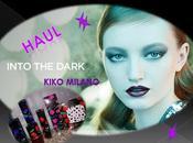 [haul] into dark kiko milano