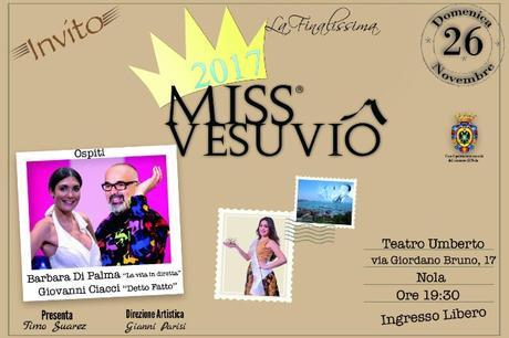 miss vesuvio 2017