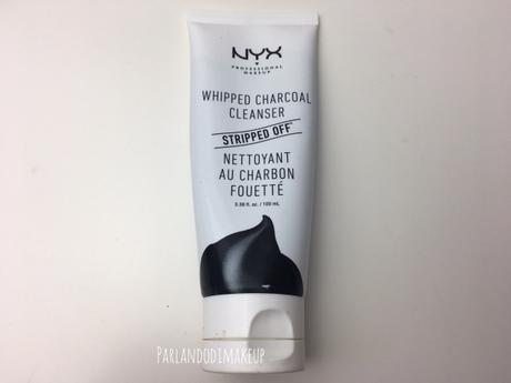 NYX PROFESSIONAL MAKEUP – STRIPPED OFF WHIPPED CHARCOAL CLEANSER –