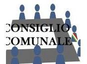 Consiglio Comunale convocato mercoledì novembre 2017