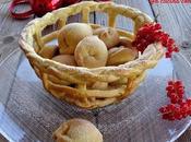 Tortellini dolci biscotti Natale
