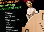 Piccolo: burattini Luca Ronga Teatro Mario Spina