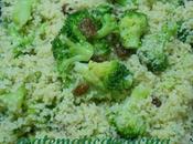 Couscous Broccolo calabrese Uvetta