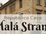 passeggiata quartiere Malá Strana Praga