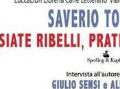 "Saverio Tommasi, ""Siate ribelli, praticate gentilezza"""
