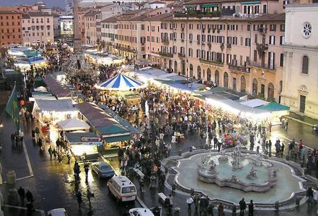 Appuntamenti di Natale 2017 a Roma tra mercatini, luminarie e presepi