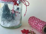 Decorazioni Natale Riuso Barattolo Vetro (The Creative Factory)