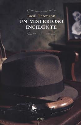 Un misterioso incidente - Basil Thomson