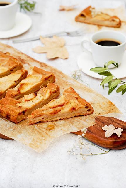 Torta light alle mele | SENZA grassi SENZA zucchero SENZA uova