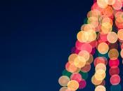 luci Natale cielo stellato!