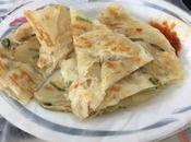 """蔥抓餅: """"pancake"""" taiwanese"""
