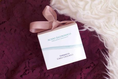 L'acido ialuronico ti fa bella: il segreto per una pelle idratata ma leggera, anche in inverno!