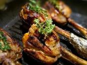 ricetta delle gustose cosce pollo salsa barbecue worcestershire timo fresco