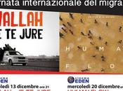 Giornata Internazionale Migrante Cinema Eden