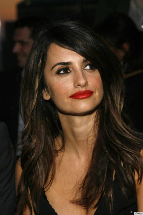 Risultati immagini per penelope cruz red lips