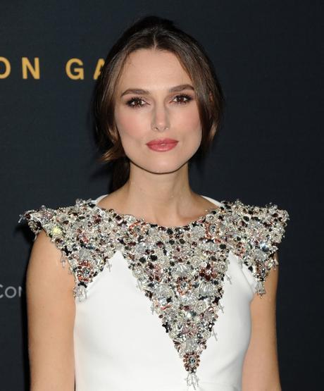 Risultati immagini per keira knightley white dress