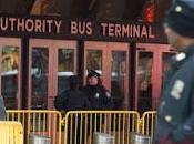 tentato attacco alla stazione degli autobus York