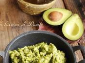Pesto avocado