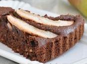 Dolci Tradizionali Natale: Torta Pere Cioccolato pezzo forte vostro ricettario.