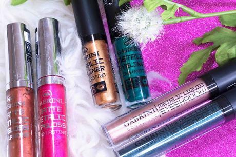 Metallic Makeup Christmas 2017 edition: un'idea semplice e veloce per le feste