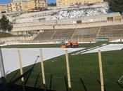 Neve nello stadio Monte insorge. Precisazioni rassicurazioni