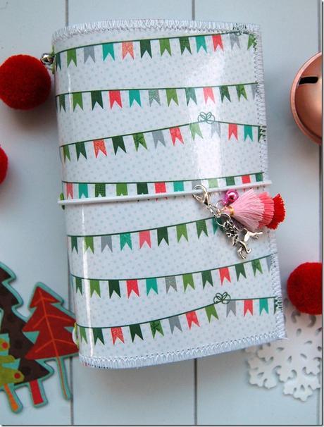 Planner per le festività-Christmas Bunting
