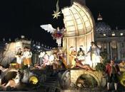 Grande Presepe Napoletano Piazza Pietro Roma