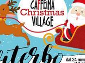 Caffeina christmas viterbo fino gennaio