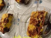 Flan veneziana crema pasticciera alla vaniglia cioccolato