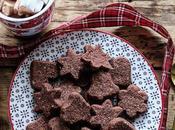 Brunsli: biscotti Natale svizzeri