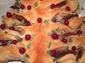 Albero Natale mopur, formaggio noci