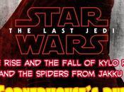 Rise Fall Kylo Spiders From Jakku.