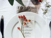 IDEE decorare tavola Natale