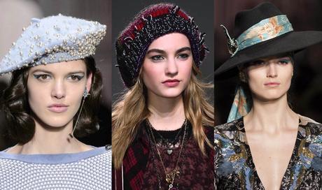 Cappelli 2018 come indossarli