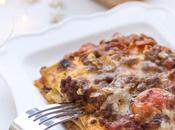 Lasagne vegetariane ragù lenticchie