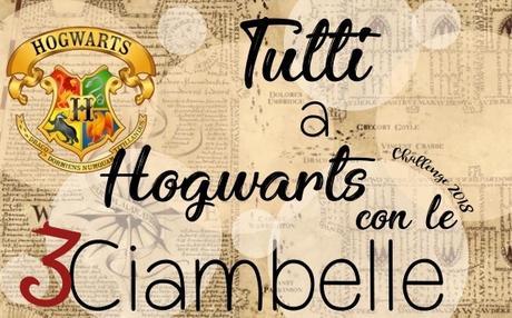 Tutti a Hogwarts con le 3 Ciambelle - Il treno per Hogwarts è in partenza dal binario 9 ¾