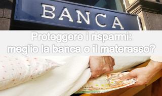 Riportare le Banche alla loro funzione originaria: proteggere il risparmio.