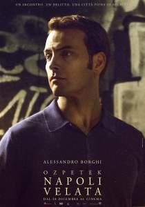 Alessandro Borghi nel Character Poster di Napoli Velata
