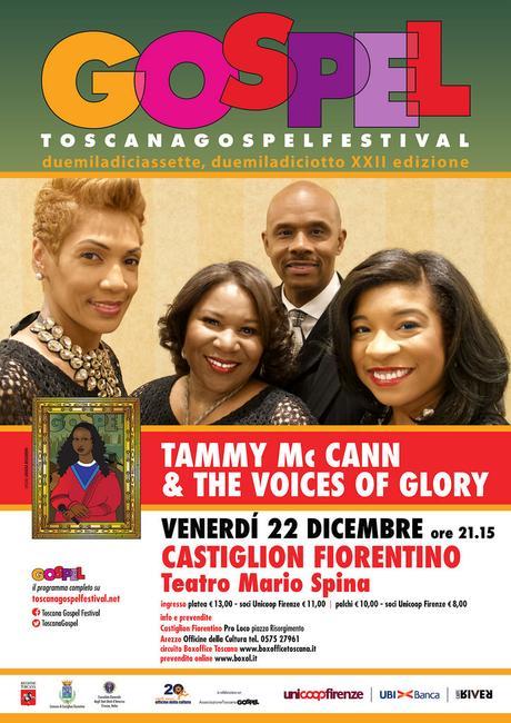 Toscana Gospel Festival a Castiglion Fiorentino